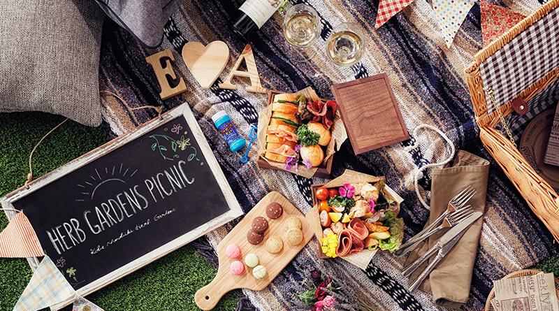 神戸布引ハーブ園 ガーデンピクニック