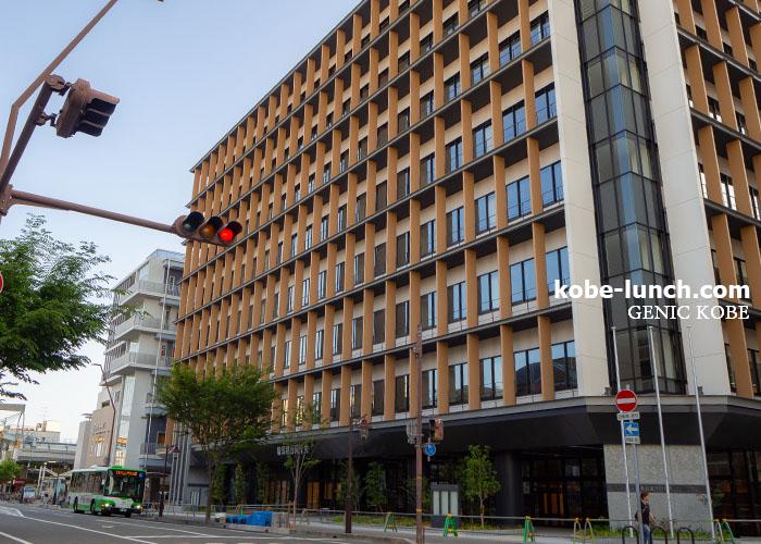 新長田合同庁舎 デザイン