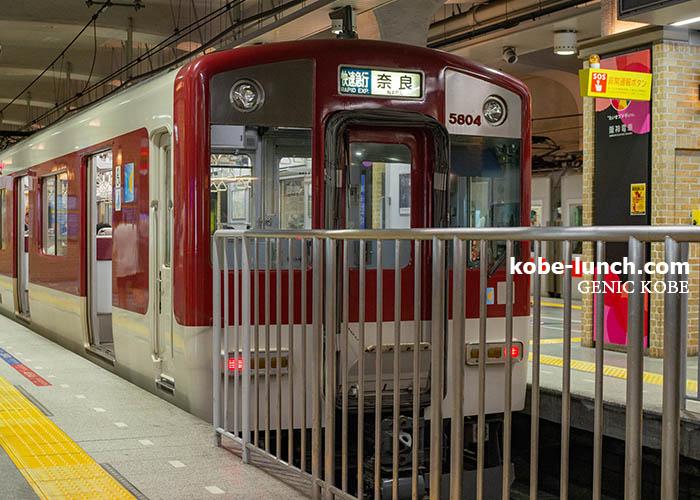 三宮駅阪神電車
