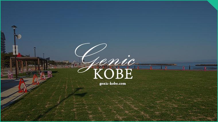 ※動画あり【須磨海岸に芝生広場が完成へ】砂浜と緑と波音と【綺麗】