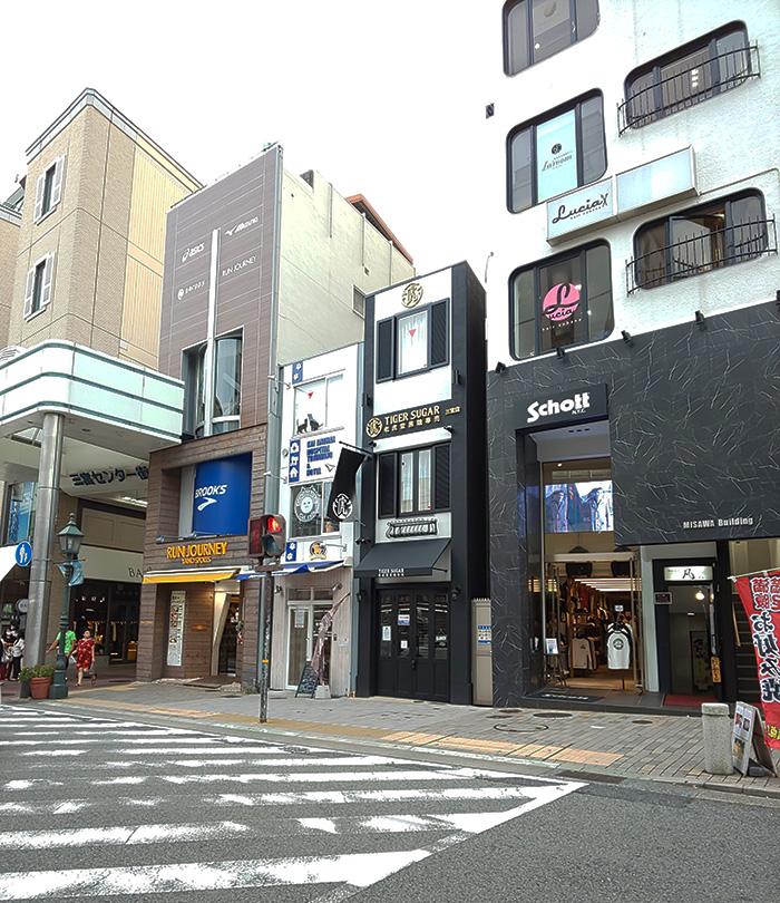 タイガーシュガー神戸三宮閉店