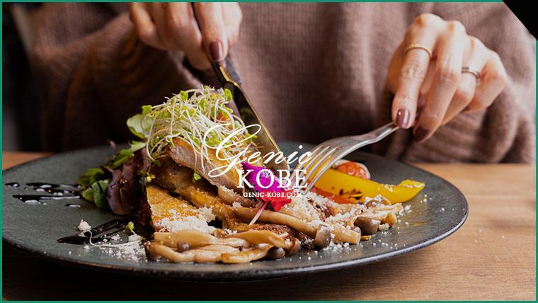 【イタリアンクレイド】CREDOの美味しいコスパ最強ランチを楽しむ【神戸三宮】