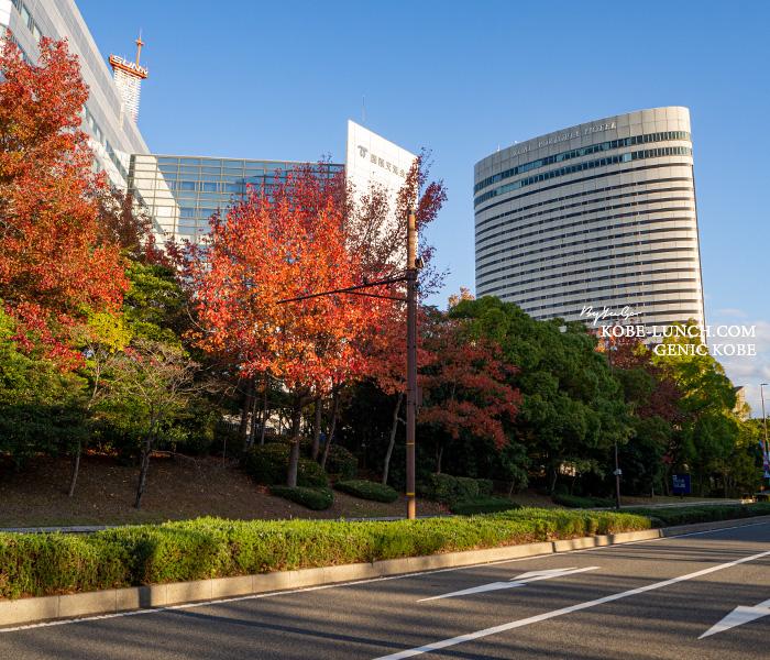 ポートピアホテル神戸