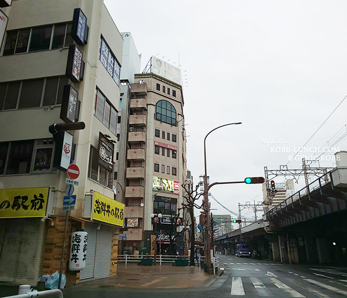 鯛麺 神戸 元町駅前