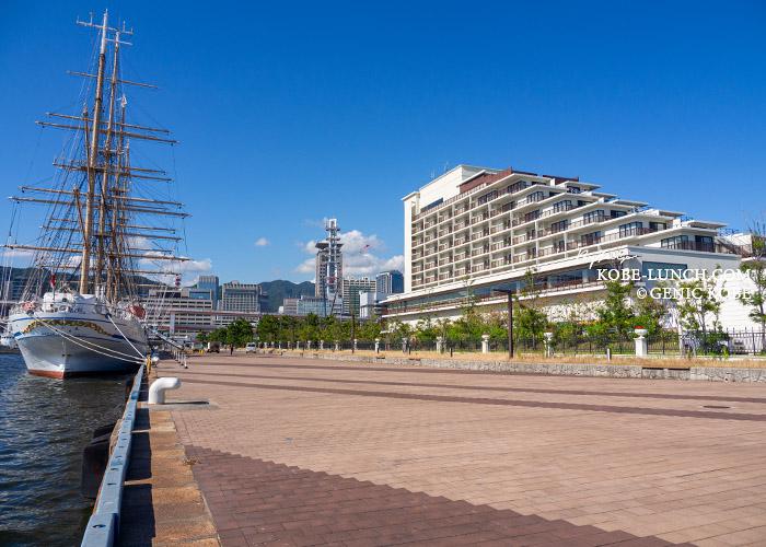 新港突堤 神戸