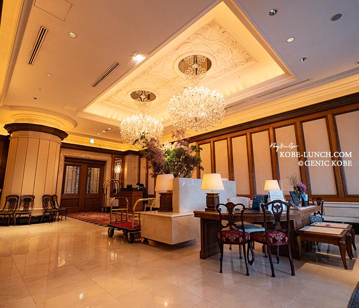 ホテル ラ・スイート神戸ハーバーランド ロビー