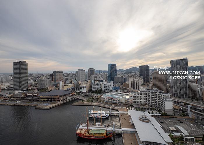 サケタルラウンジ神戸の風景
